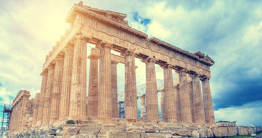 On your Travel to Greece, learn about the historical significance the Parthenon and other ancient Greek temples have had on the country over the years