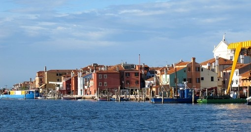 Experience the island Pellestrina on your next trip to Italy.
