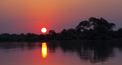 Sia Mariana Bay in Pantanal – always a great time to relax while on your Brazil vacation