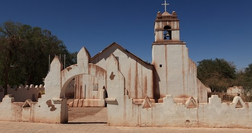 Tour remote San Pedro de Atacama on your trip to Chile