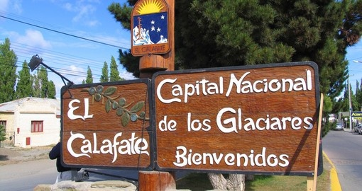 Welcome to El Calafate
