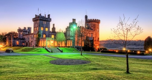 Dromoland Castle - always a popular tour inclusion on Ireland vacations.