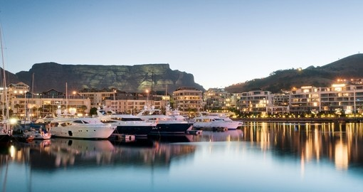 Explore Victoria and Alfred waterfront during your next South Africa vacations.