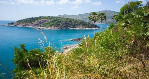 See the beautiful landscapes of Phuket during your trip to Thailand