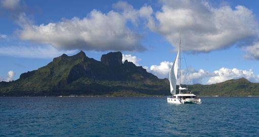 Treat yourself to an Archipels Cruise on your Bora Bora vacation