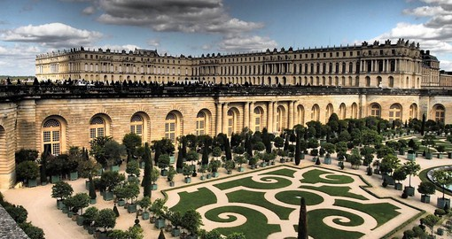 The Palace of Versailles has been listed as a World Heritage Site for more than 30 years