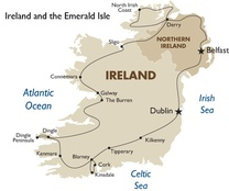Ireland and the Emerald Isle