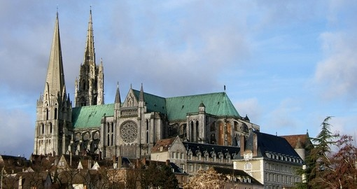 Check out Charters Cathedral on your France vacation