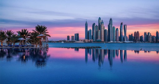 Your group can experience mystical Dubai
