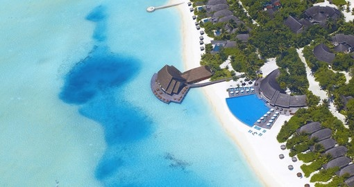 Discover the natural beauty of the Anatara Dhigu Resort on your Trip to Maldives