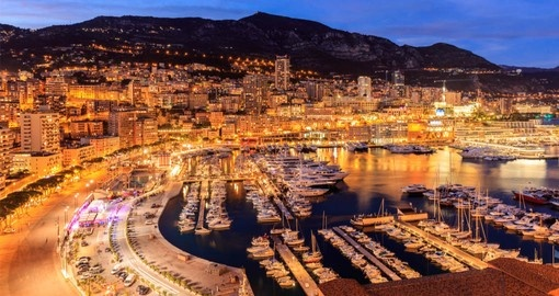 Visit glamorous Monte Carlo on your Monaco Vacation
