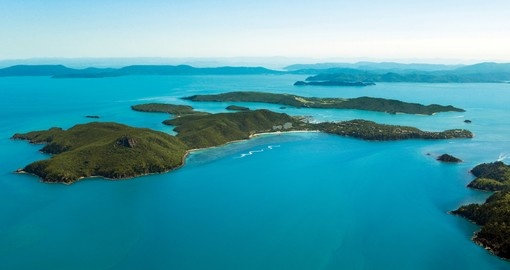 Visit Hamilton Island in the Whitsundays during your Australia vacation.