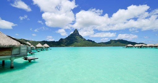 Enjoy your magical stay in Overwater Bungalows during your next Tahiti vacations.