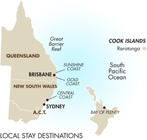 Local Stay Destinations