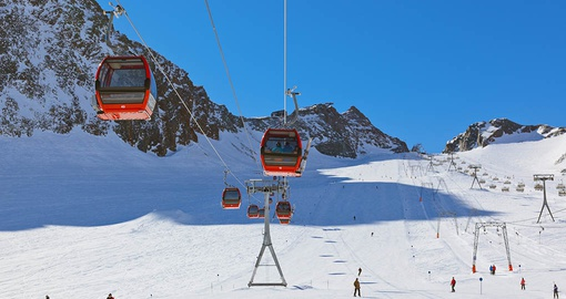 Enjoy Skiing on your Austria vacation