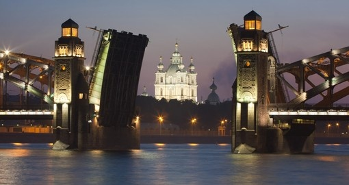Bolsheohtinskiy Bridge