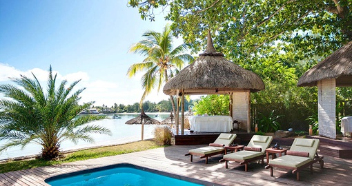 Enjoy luxurious amenities on your trip to Mauritius