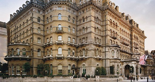 The Langham London, the perfect base for your England Vacation