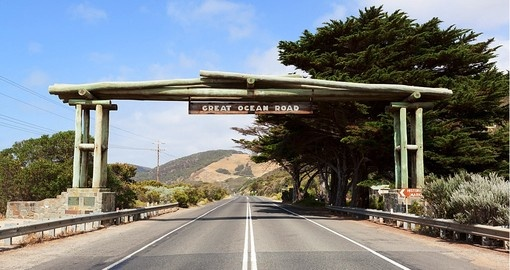 All Australian tours should include a visit to Australia's Great Ocean Road