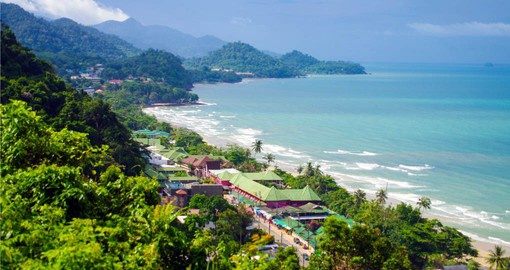 Visit the beautif beach resort of Koh Chang on your Thailand Vacation