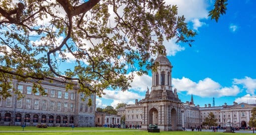 Trinity College is the oldest university in Ireland