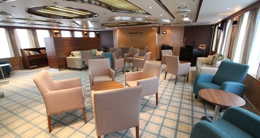 Common Area on board