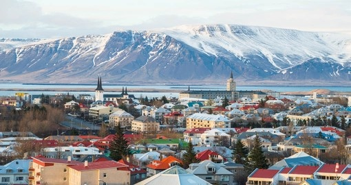 Reykjavik is the starting point for your vacation in Iceland