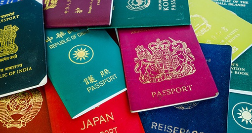 Foreign passports