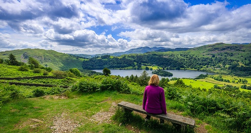 Relax and enjoy the view at the Lake District