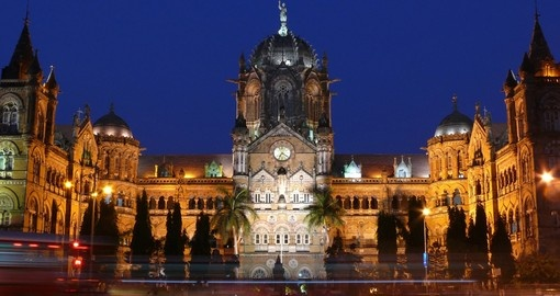 Must see place in Mumbai is Victoria Terminal, visit on your next trip to India.