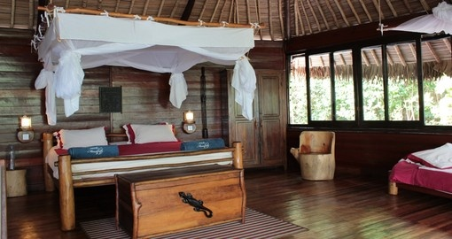 Manafiafy Beach and Rainforest Lodge