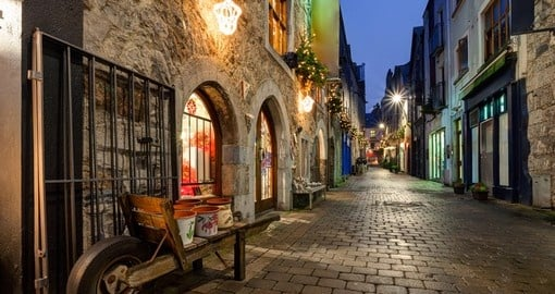 Beautiful Galway is await on your next Ireland Vacations.