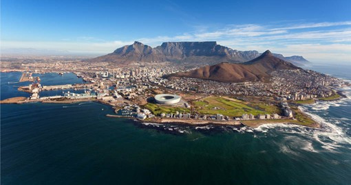 Spend 4 days of your South African vacation in Cape Town