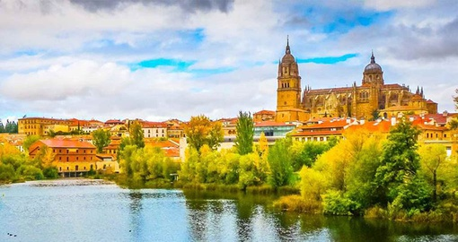 Enjoy a quick stop in Spain on a European River Cruise