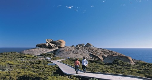 Visit the Flinders Chase National Park during your Australia cruise.