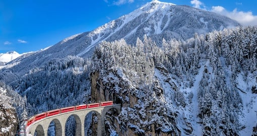 Experience Glacier Express in Switzerland during your next Europe vacations.