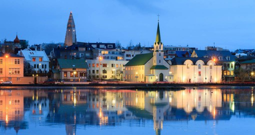 Reykjavik, the world's most northerly capital, is incredibly cosmopolitan for it's size