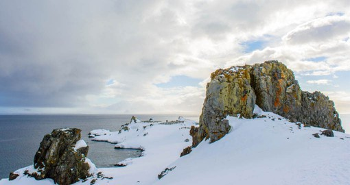 With spectacular scenery and abundant wildlife, the South Shetlands are one of Antarctica's most visited areas