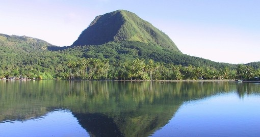 Your Tahiti vacation package includes a stay on Huahine Island.
