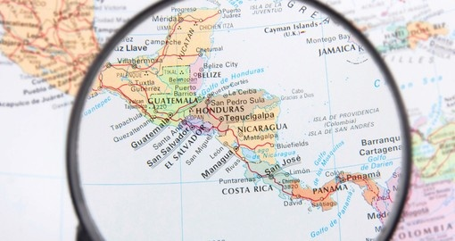 Honduras Geography And Maps Goway Travel