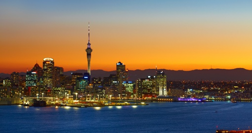 Enjoy your time in Auckland on your New Zealand tour