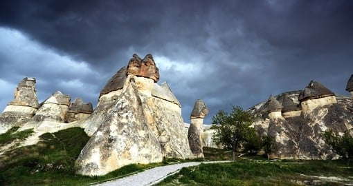 Discover an Open Air Museum Goreme during your next Turkey vacations.