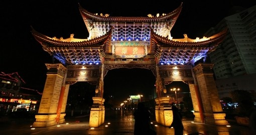 See traditional Chinese architecture on your trip to China