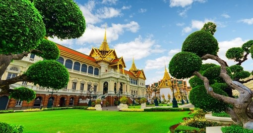Visit the Royal Grand Palace on your Thai vacation with Goway