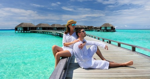 Image result for couple in The Maldives