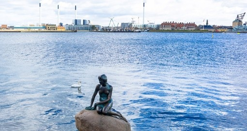 Visit The Little Mermail in Copenhagen during your next Denmark vacations.