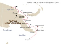 Frontier Lands of New Guinea Expedition Cruise