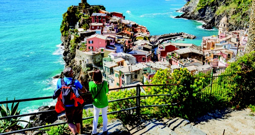 Take a long walks on Cinque Terre Coastal during your next Italy tours.