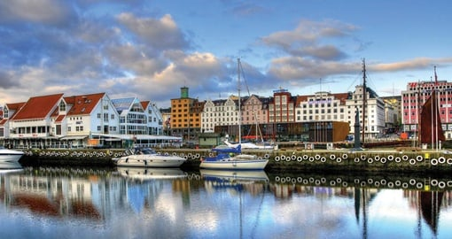 Visit the famed capitals of Scandinavia
