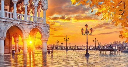 As the largest square in the city, Piazza San Marco is the heart of Venice